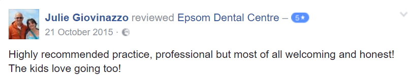 review of epsom dental centre