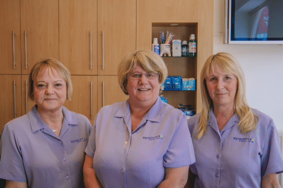 Your Team at Epsom Dental