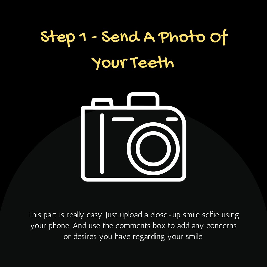 Straight Teeth Virtual Consultation